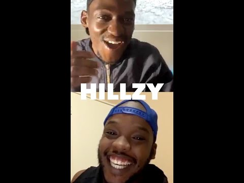 MADE IN ZWE Live EP5: It's Hillzy In The Buildiiing!!