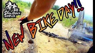 NEW BIKE DAY vs WINDROCK MTB PARK // The Singletrack Sampler