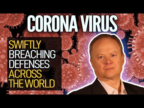 The Coronavirus Is Swiftly Breaching Defenses Across The World