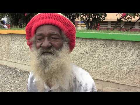 Rasta Elder Teaches World Leader  How To Live
