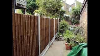 Garden Fence | Garden Fence With Gate