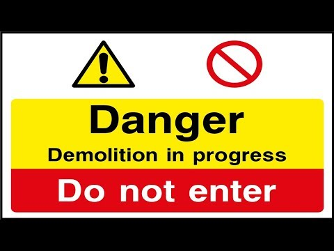 how-to-(safely)-demolish-a-building-(hindi)-hd-|-class-room-safety-training-|-team-ohse