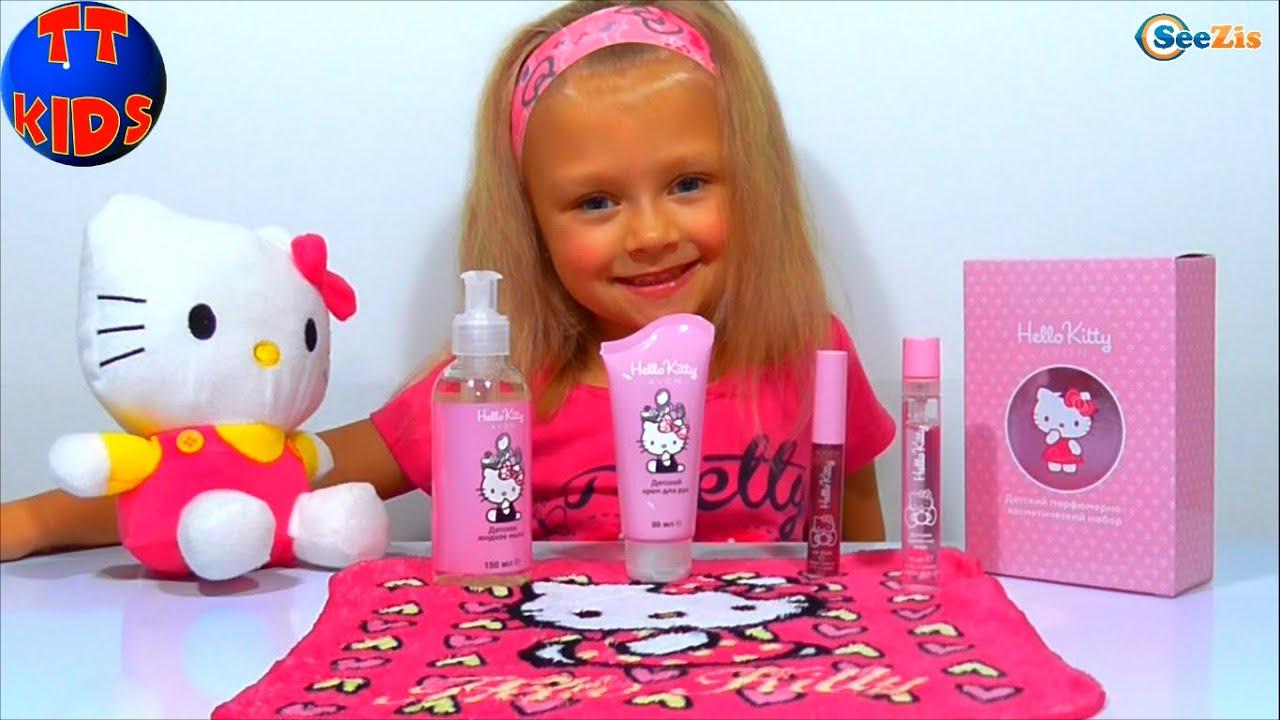 Набор косметики для девочки 6