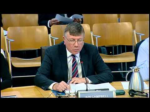 Education and Culture Committee - Scottish Parliament: 16th June 2015