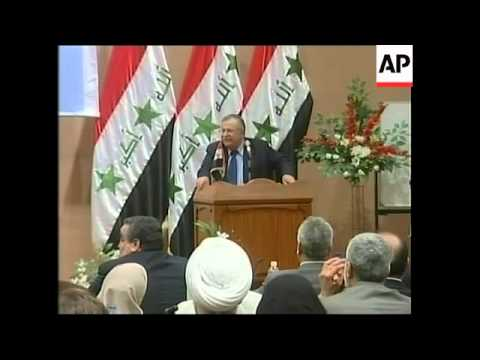 Iraqi parliament meets to fill senior positions after months of deadlock
