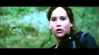 Hunger Games - Cornucopia Bloodbath Scene [720p]