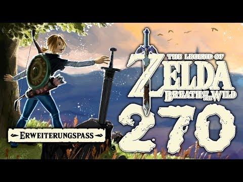 Let's Play Zelda Breath of the Wild [German][Blind][#270] - Probleme beim innehalten!
