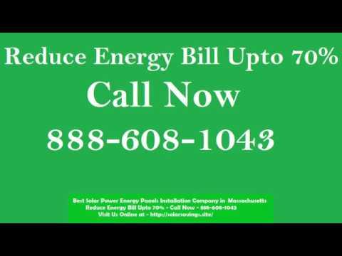 Best Solar Power (Energy Panels) Installation Company in Hudson Massachusetts MA