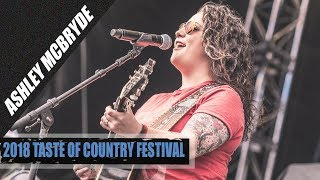 Ashley McBryde Is a 'Whiskey Drinking Bada$$-' But ...