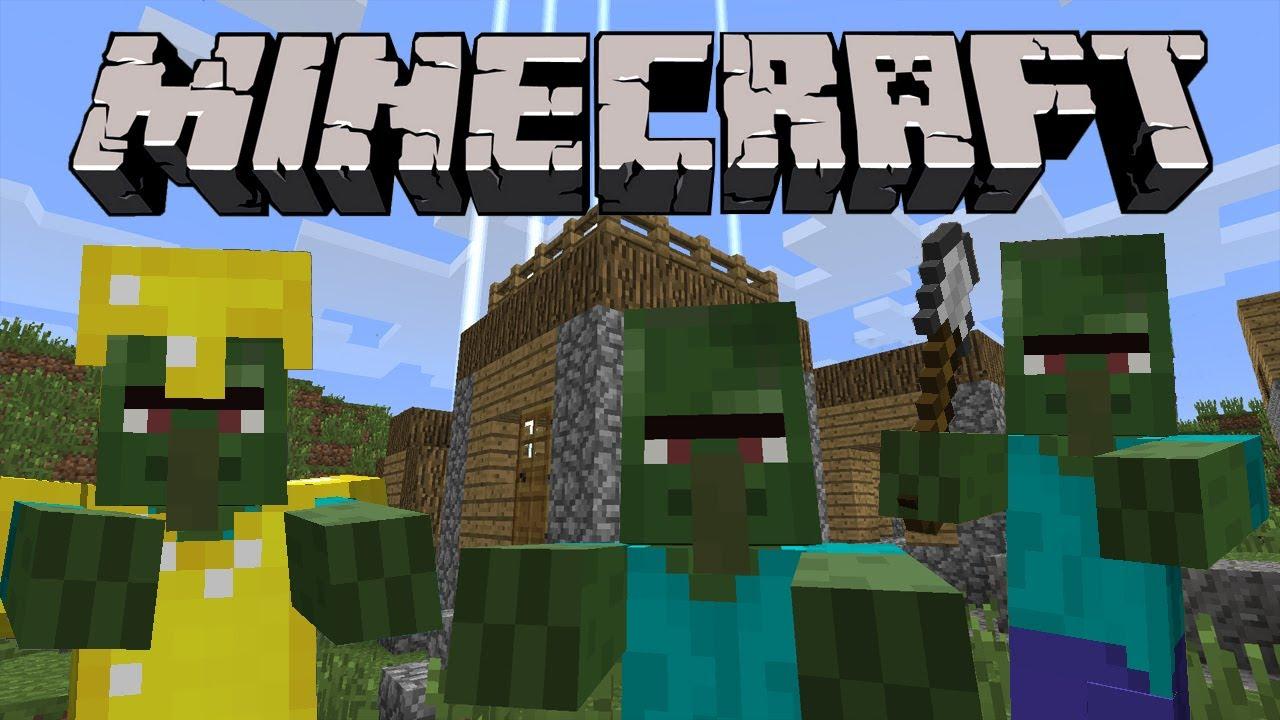 Zombie Pigman Life  Minecraft Life  vidofacom