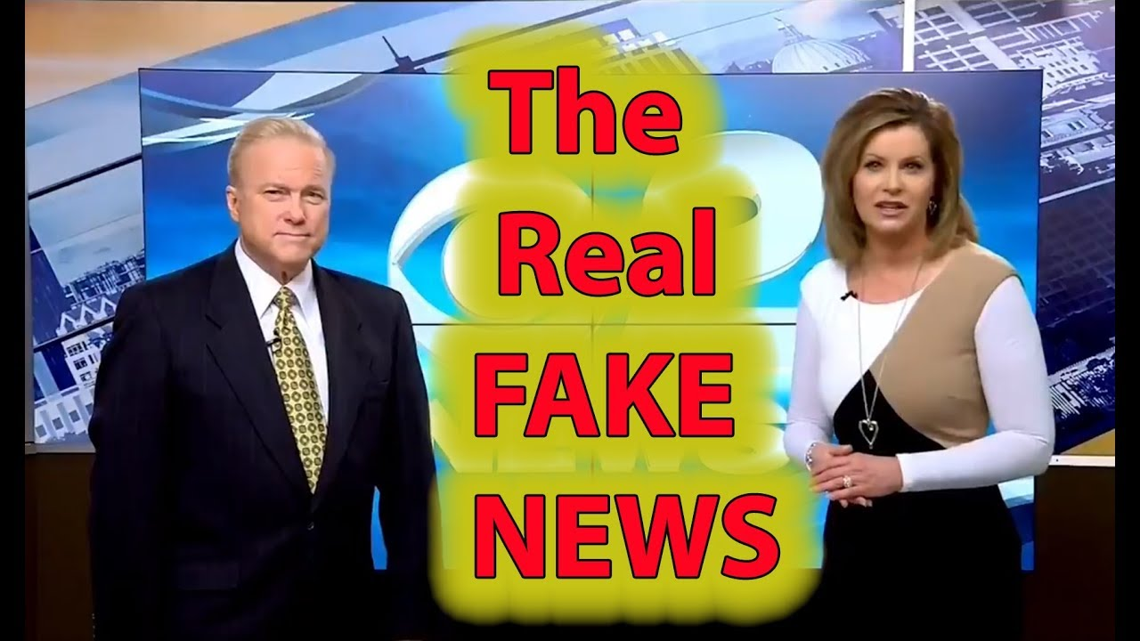Fake News Is Real, But Not How You Think