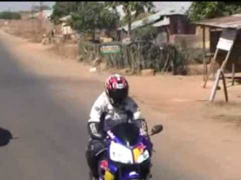 Bikers in Jos - Plateau State - Nigeria - by Star Gear Entertainment