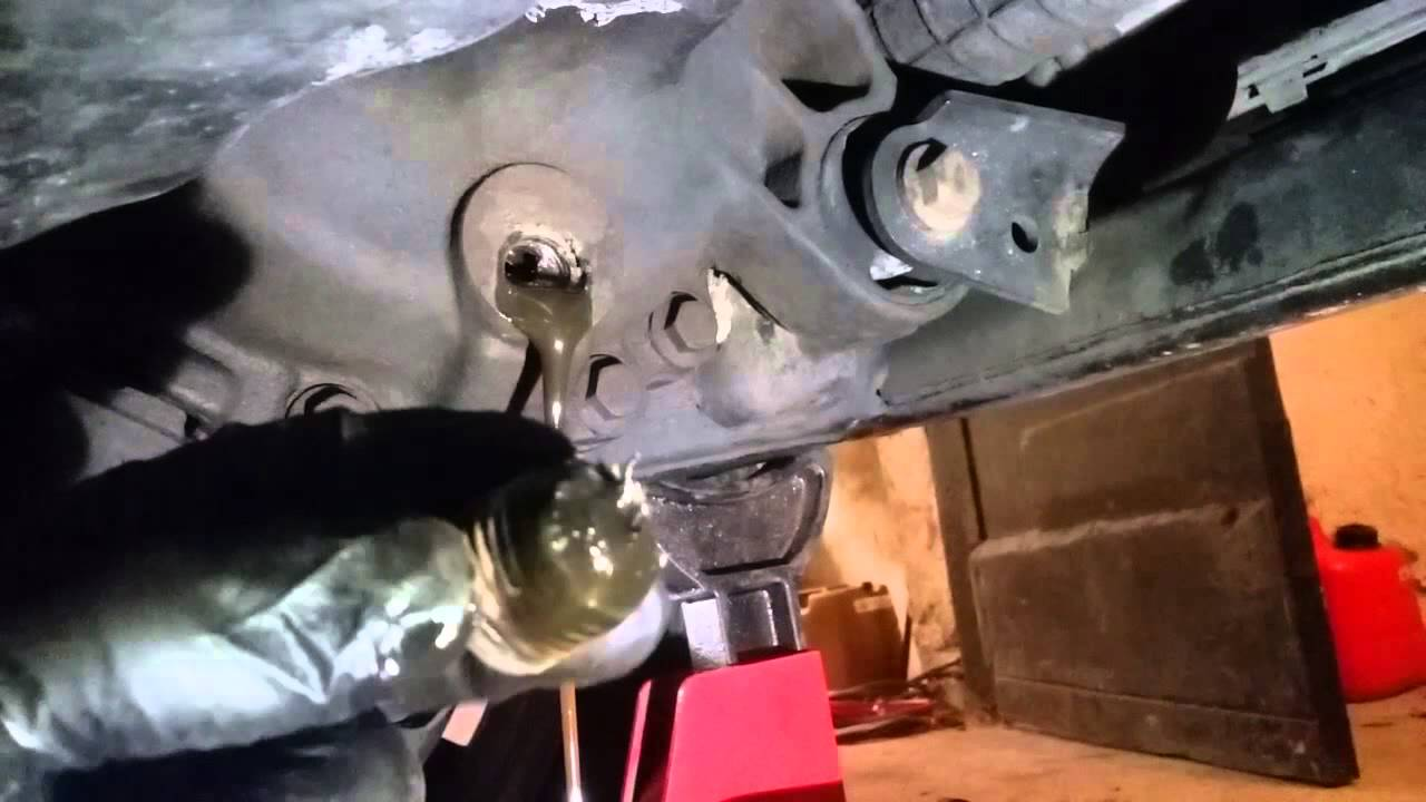How To Change Front Diff Oil Discovery 3 Range Rover