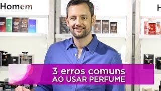 3 erros ao usar perfume novo I Beleza na Web