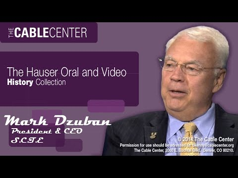 Mark Dzuban Oral and Video History Collection