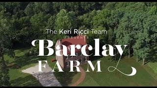 Barclay Farm by Air - Cherry Hill  Real Estate Drone Video