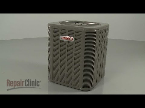 Lennox Central Air Condensing Unit Disassembly
