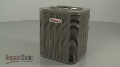 Lennox Central Air Conditioner Disassembly (#13ACXN03623017)