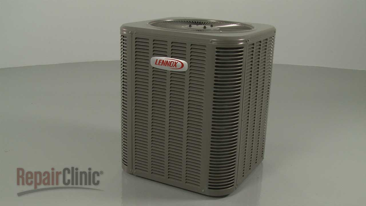 Lennox Air Conditioning >> Lennox Central Air Conditioner Disassembly 13acxn03623017
