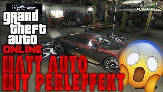 GTA Online Matt Auto mit Perleffekt Glitch :O Deutsch