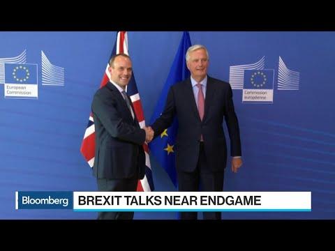 How Would a No-Deal Brexit Impact U.K. Assets?