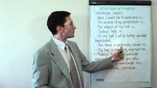 """Эффективные презентации на английском: """"Objectives and Importance"""""""