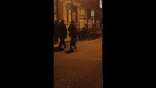 Anti-NKT Protest Outside Class in Putney - February 25, 2016