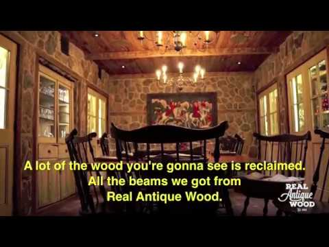 The Barrow House In Clifton, NJ   Real Antique Wood