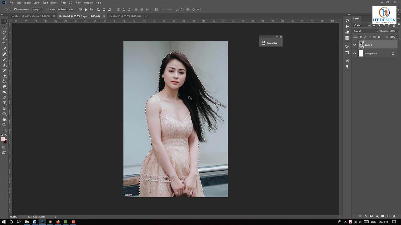 Mới bắt đầu học thiết kế thì nên chọn phiên bản Photoshop nào | Hai Thanh Design