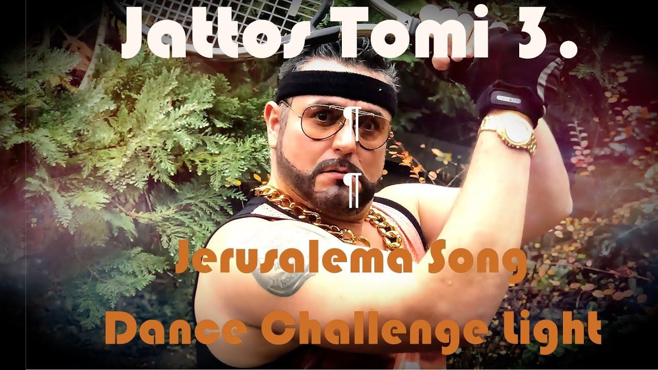 Jattos Tomi 3 -Jerusalema Song - Dance Challenge Light