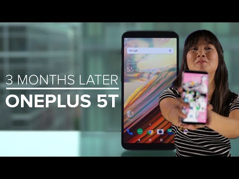 OnePlus 5T: 3 months later