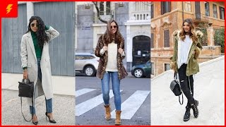 How to Wear Street Style Outfits for This Winter