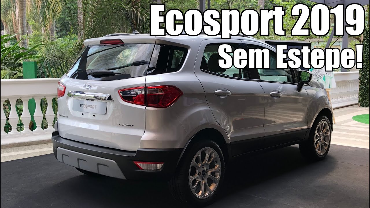 novo ford ecosport sem estepe e territory 2019 em detalhes. Black Bedroom Furniture Sets. Home Design Ideas