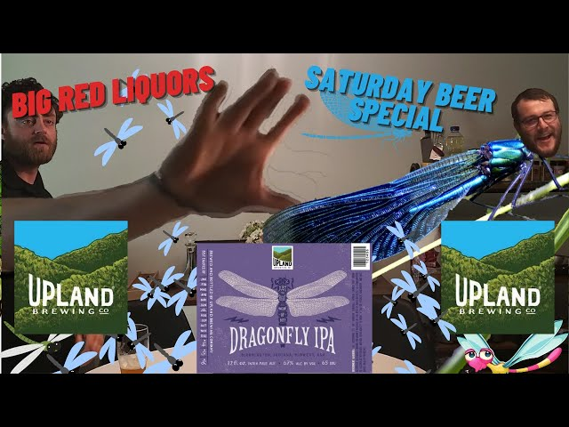Upland Dragonfly Review