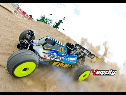 Losi 1/8 4WD 8IGHT RTR Gas Buggy _VRC Magazine Quick Review