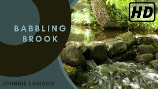 1 hour Nature Sounds-Birds Singing-Relaxing Sound of Water-Relaxation-Meditation-Johnnie Lawson