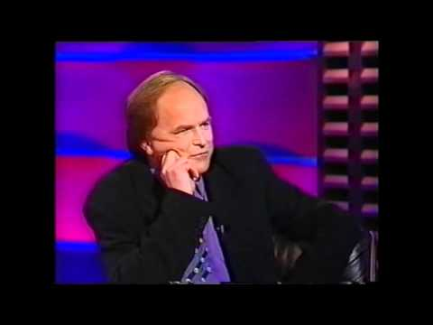 gary glitter - tv interview : clive anderson show