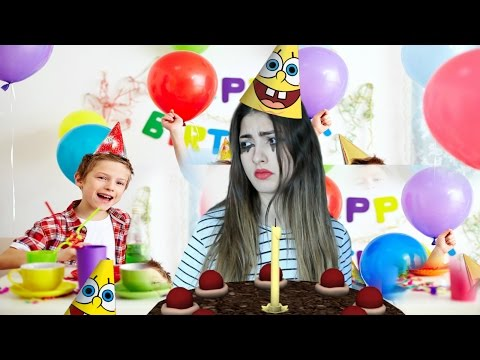 Birthday Expectations Vs. Reality!