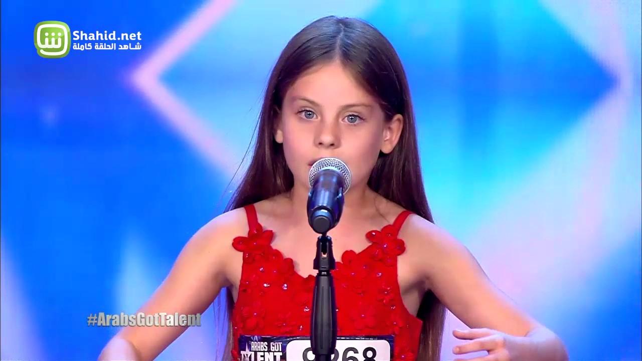 a1029c2441aef Arabs Got Talent - مرحلة تجارب الاداء - الاردن – ايمان بيشه - YouTube