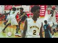 Zaire Wade INSANE JELLY!! GOES STEPH CURRY MODE!! 5 THREES!