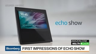 First Impressions of the Amazon Echo Show