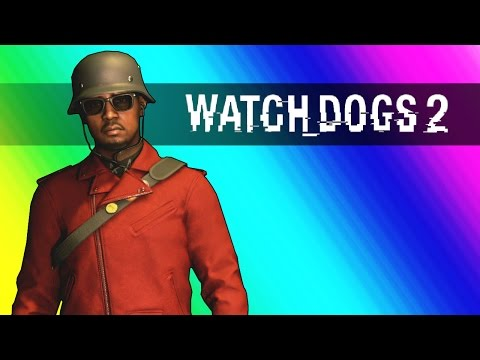 Watch Dogs 2 Gameplay - Epic Pranks with Wildcat!
