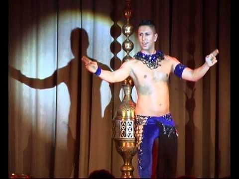 TURKISH MALE BELLY DANCER ZADiEL (Oriental Dance/belly Dance)