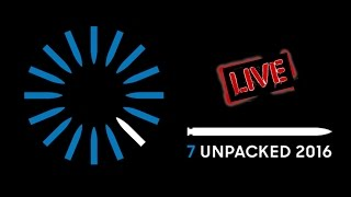 Samsung Galaxy Unpacked 2016 (Note 7) Live с Wylsacom