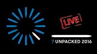 Samsung Galaxy Unpacked 2016 (Note 7) Live с Wylsacom