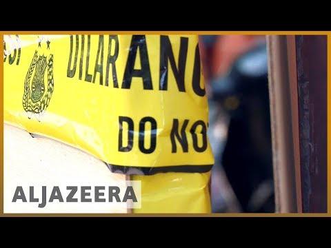 🇮🇩 Surabaya attacks: Indonesian police raid several homes | Al Jazeera English