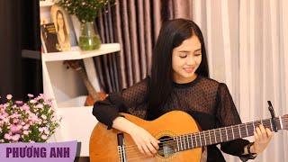 Album Tuyển Tập Guitar Phương Anh | Liên Khúc Trữ Tình Bolero Guitar Hay Nhất 2019