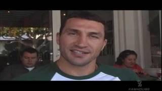 Wladimir Klitschko: When I