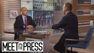 Full Booker: 'Anybody On The Stage' Would Be Better Than Trump | Meet The Press | NBC News