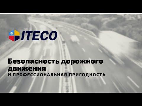 Безопасность дорожного движения и профессиональная пригодность